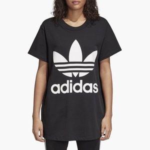 Adidas Unisex Originals Women's Big Trefoil Tunic